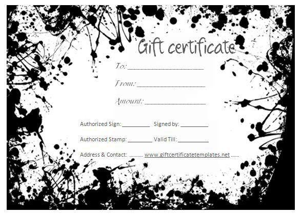 1000+ ιδέες για Gift Certificate Template Word στο Pinterest