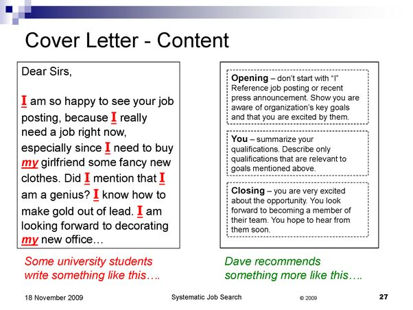 What Are Some Good References For Writing Cover Letters? - Quora