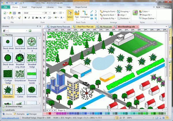 Easy Landscaping Design Software