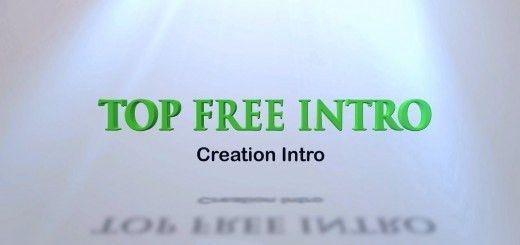 Dark Cloud Free Intro Template After Efercts | topfreeintro.com