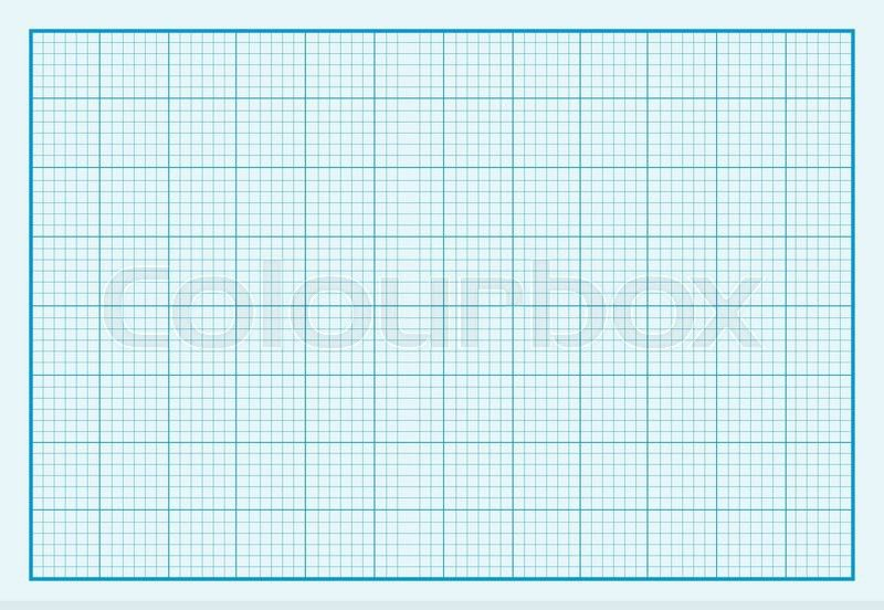 Graph paper background design flat. Graph and paper, graph paper ...