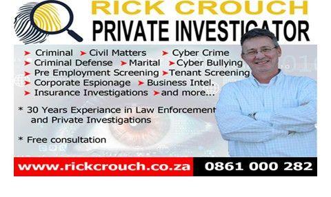Unlicensed Private Investigator