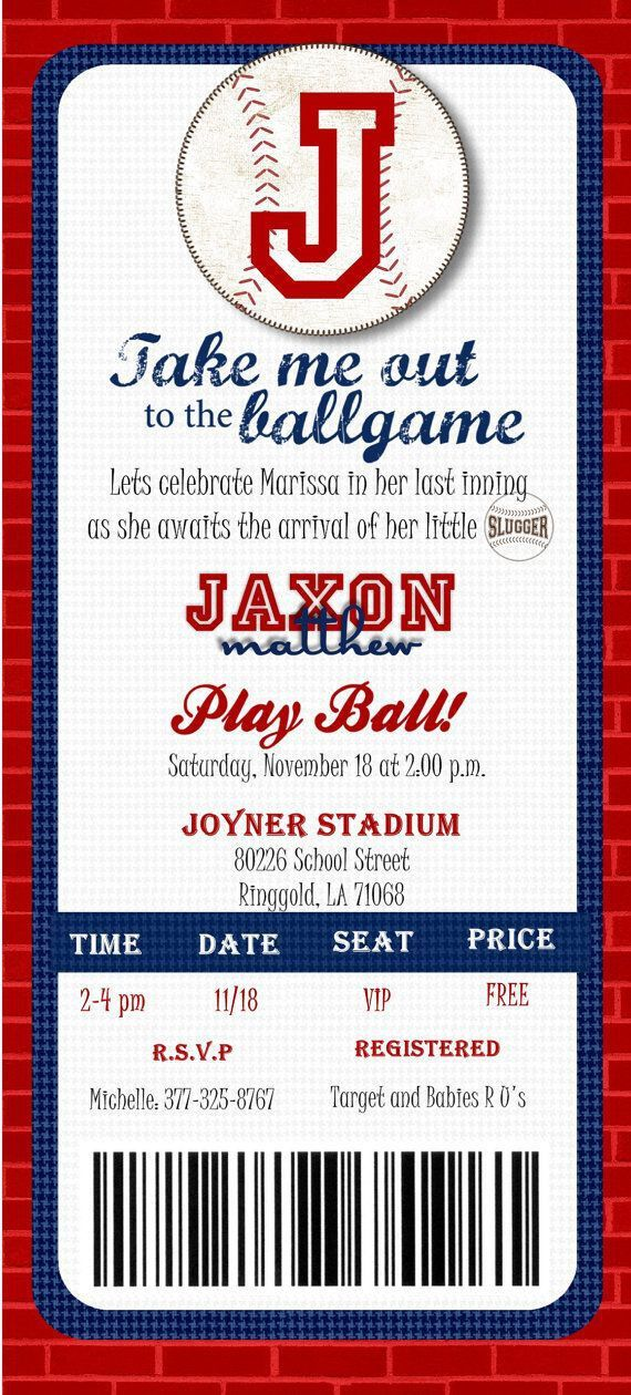 Best 25+ Baseball tickets ideas on Pinterest | Baseball party ...