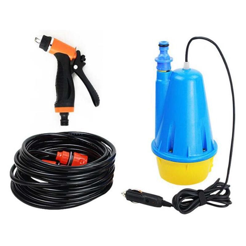 2017 80w High Pressure Car Washer Full Sets With Submersible Pump ...
