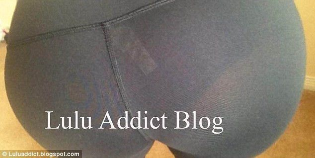 Lululemon is making customers 'bend over to verify sheerness' of ...