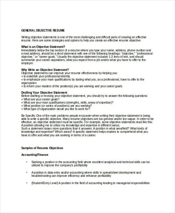 education resume objective resume education objectives resume ...