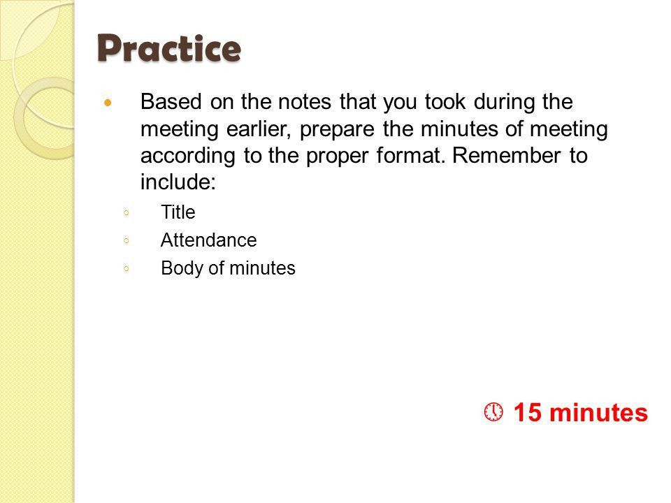 Proper Minutes Format] Minutes Of Meeting Template Best Business ...