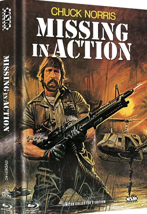 Missing In Action 2 - Bloody Disgusting!