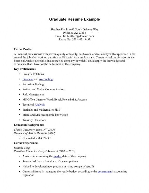 basic resume format examples resume format and resume maker. first ...