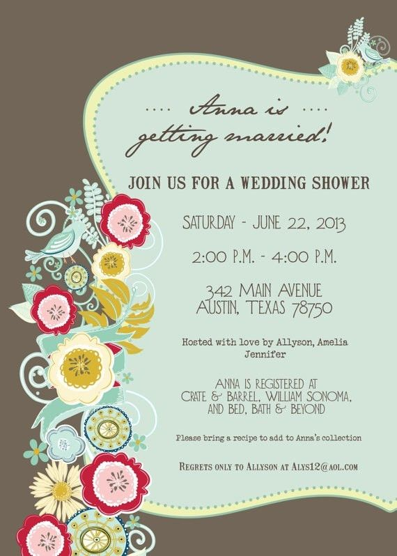 Bohemian Baby Shower Invitations | almsignatureevents.com