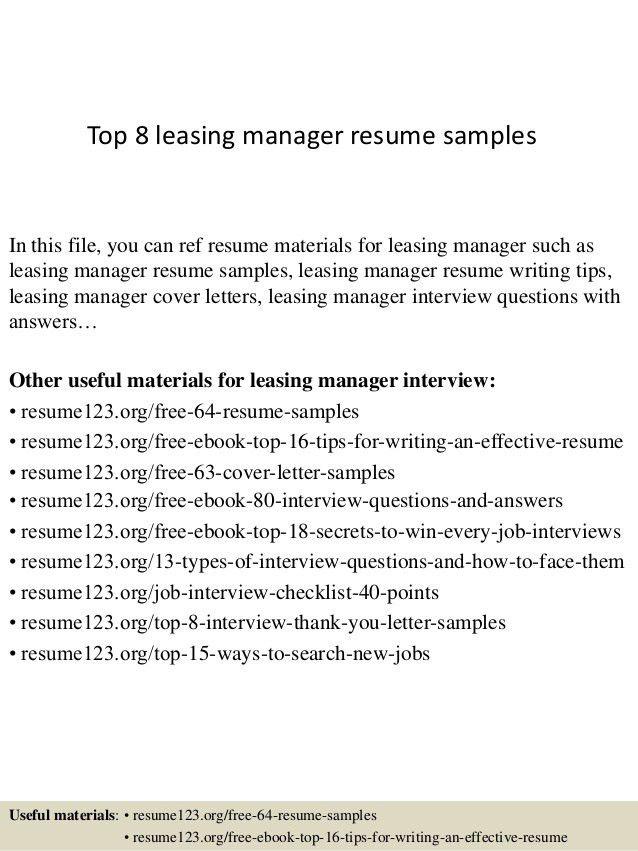 top-8-leasing-manager-resume-samples-1-638.jpg?cb=1427853620