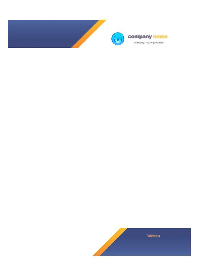 45+ Free Letterhead Templates & Examples (Company, Business, Personal)