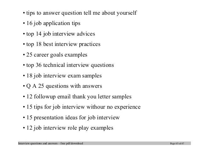 Top active directory interview questions and answers job interview ti…