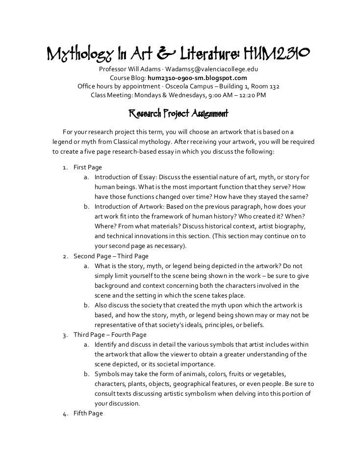 Essay In Mla Format. How To Write A Mla Format Research Paper Buy ...
