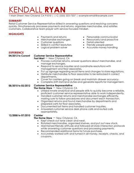 retail management jobs resume retail resume template 10 free ...