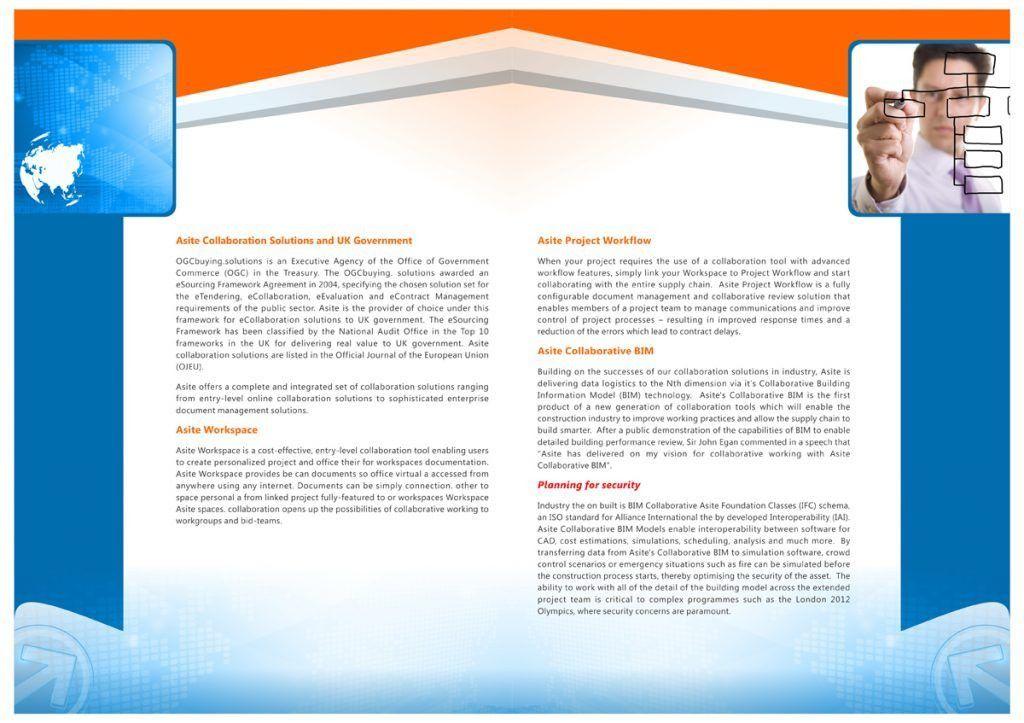 free printable tri fold brochure | Professional Templates