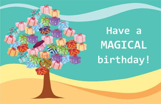 8+ Free Birthday Card Templates - Excel PDF Formats