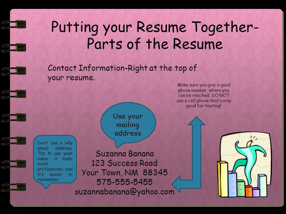 What Are Four Things A Great Resume Shows Employers What Are Four