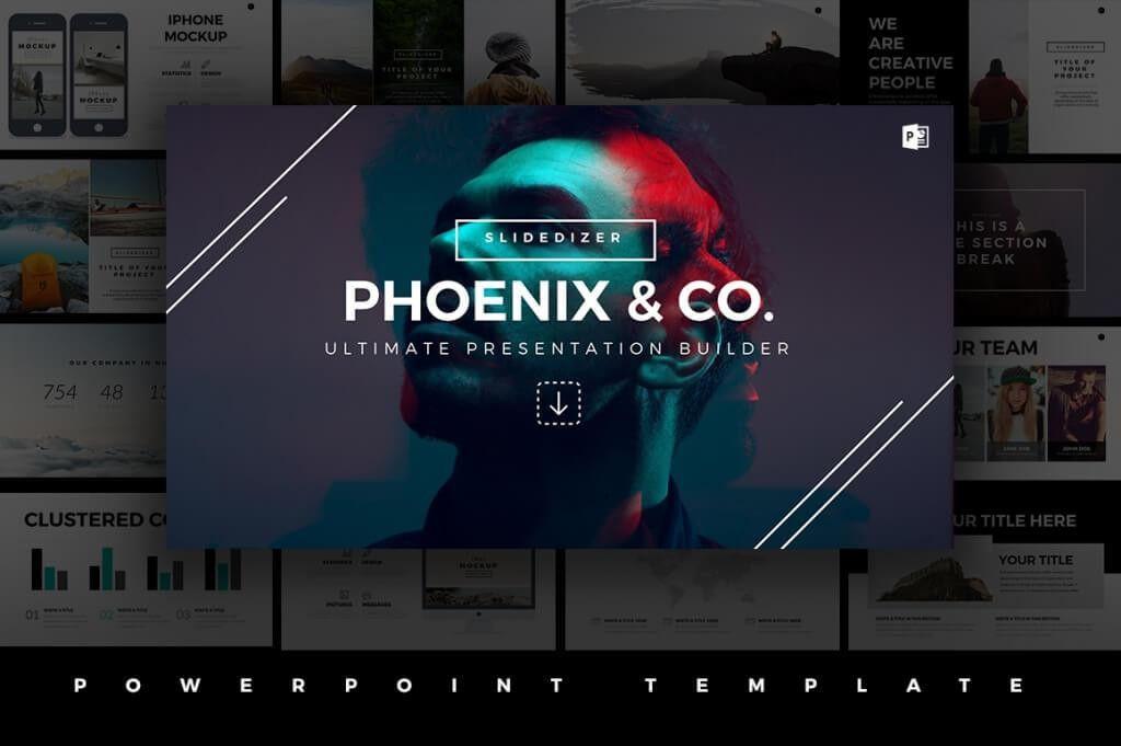 15+ Minimal PowerPoint Templates | Design Shack