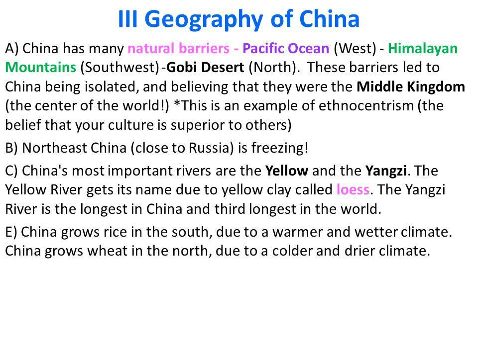 Aim: How much did geography influence the Indus and Yellow River ...