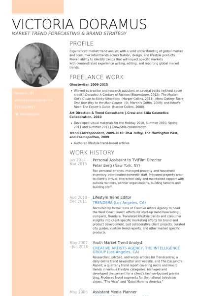 100+ Fashion Resume Sample | Hr Resume Examples Uxhandy Com,Buyer ...