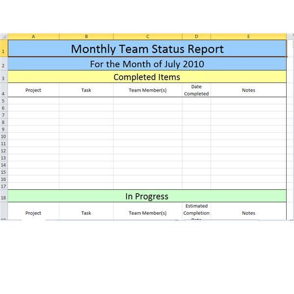 Bright Hub's Free Project Management Execution Templates You Can ...