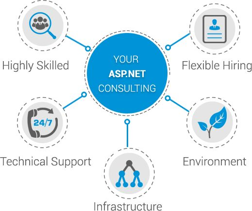 ASP.NET Consulting Services | ASP.NET Consultants