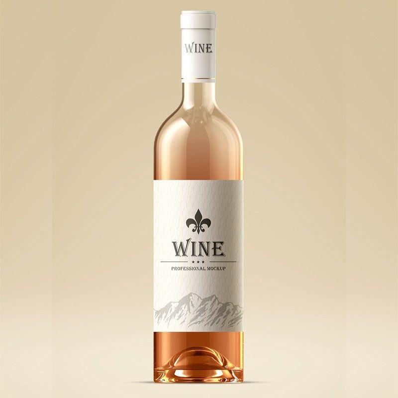 27+ Free Wine Bottles Mockups | Free & Premium Templates
