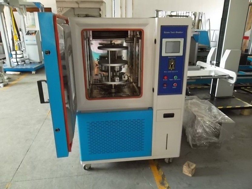 Computer Rubber Testing Machine , 500 * 500 * 600mm Ozone Test Chamber