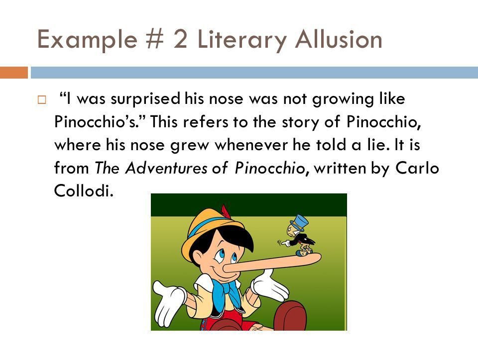 Allusion Notes What is an allusion?. - ppt video online download