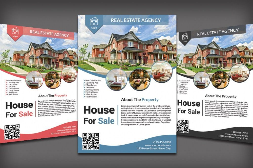 Flyers 4 Real Estate | Creating and Printing Fliers for Realtors