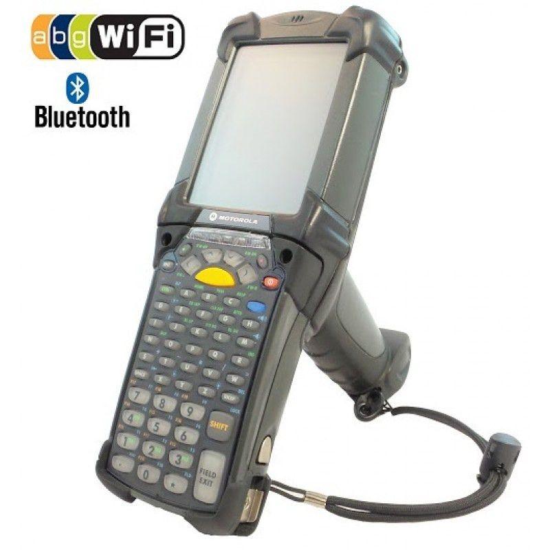Motorola MC9090-GF0HBJGA2WR MC9090 Barcode Scanner, Rugged, WiFi ...