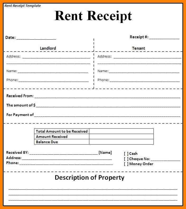 3+ rent slip format | portfolio covers