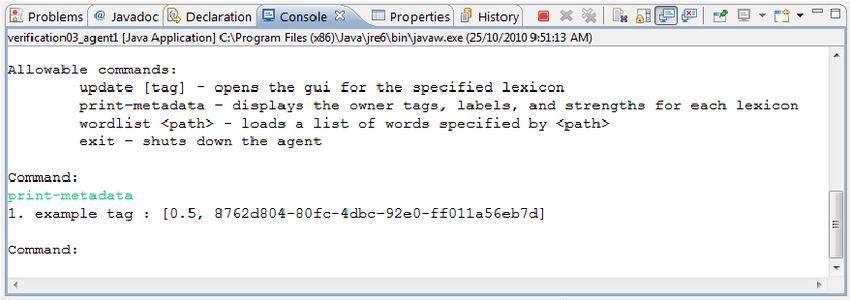 "10: Example of the ""print-metadata"" Command | Figure 2 of 20"
