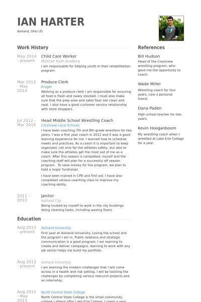 Janitor Sample Resume [Template.billybullock.us ]