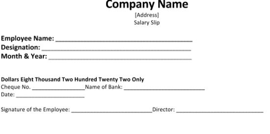 7 Websites to Get Free Payroll Template