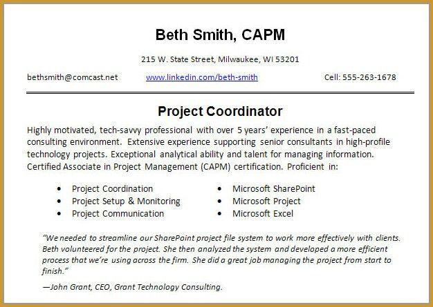 Resume Headline Examples | berathen.Com