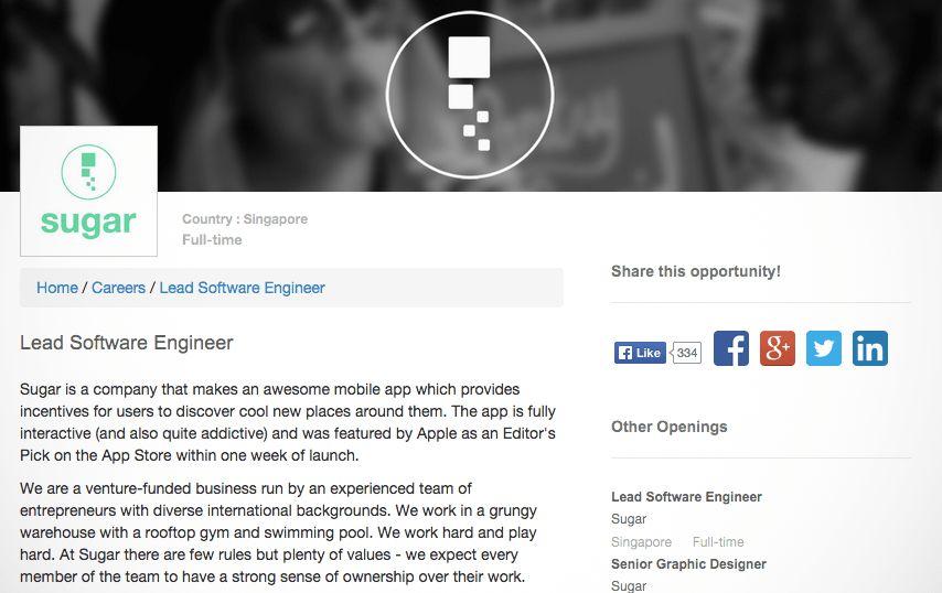 Discriminatory' job ad angers developer community