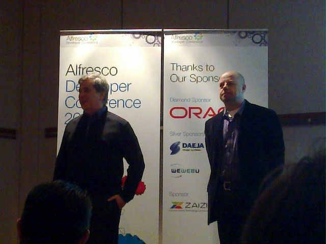 John Newton's keynotes from Alfresco Developer Conference – what ...