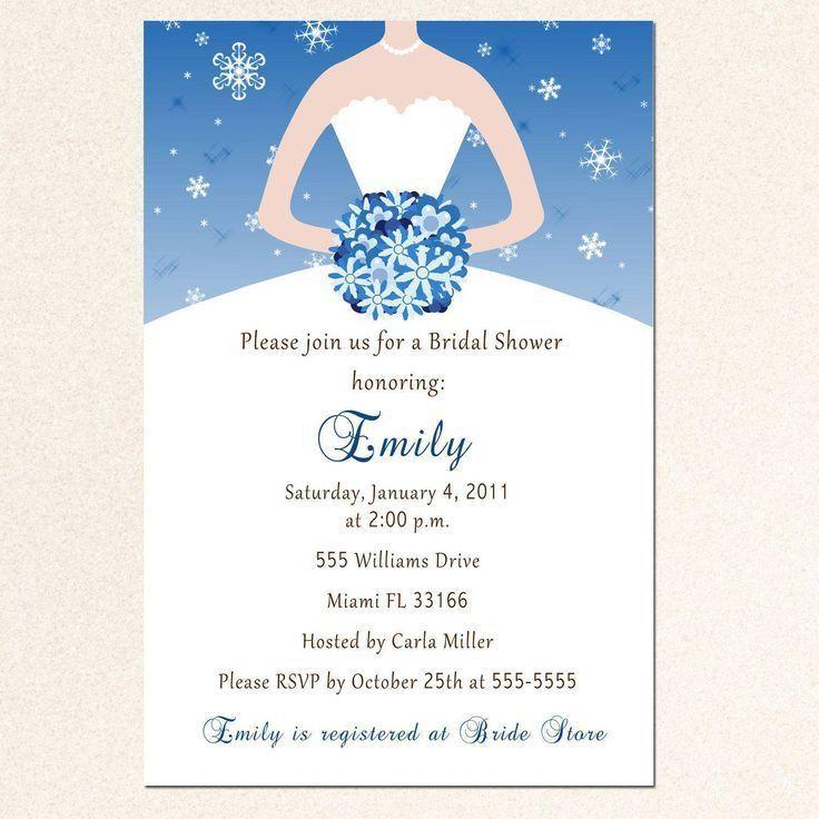 16 best Bridal Shower Invitations images on Pinterest | Bridal ...