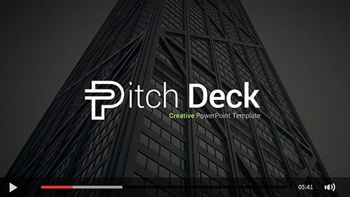 Creative Pitch Deck PowerPoint Template by pptx | GraphicRiver