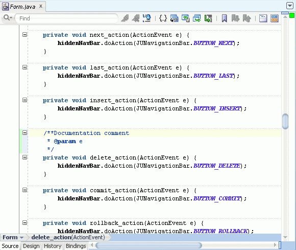 11 Working with Java Code