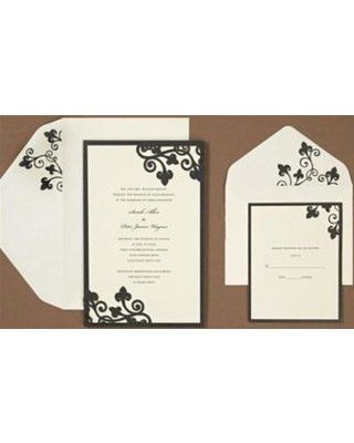 Boo-tiful Sales on Gartner Studios Brides 40-count Black Border ...