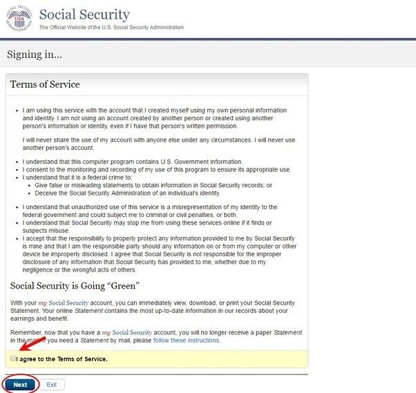 Social Security Change Of Address Form. Should A Change Of Address ...