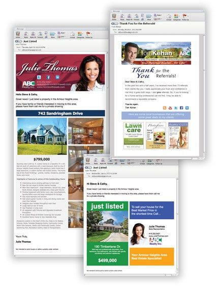 Real Estate Agent Email Marketing | Email Marketing for REALTORS®