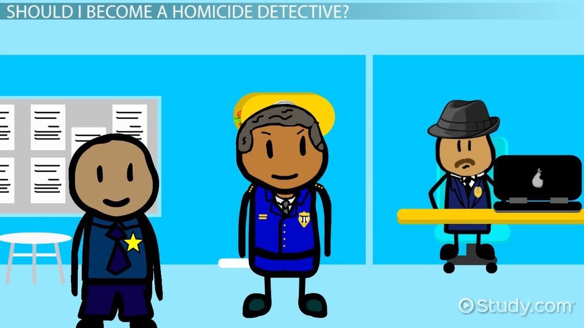 Become a Homicide Detective: Step-by-Step Career Guide