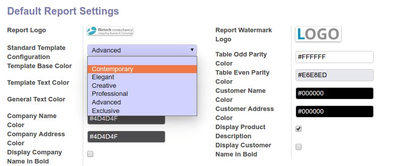 Odoo Sales Order & Quotation Templates, Quote Report Template App ...