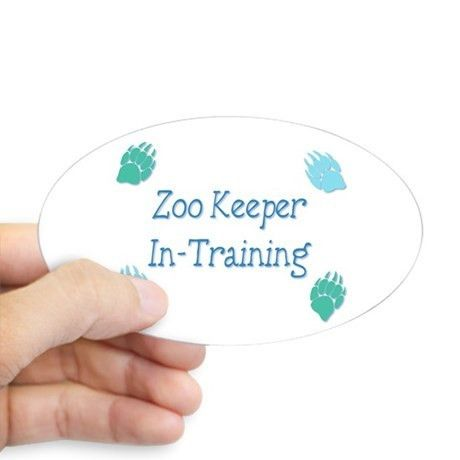 Zoo Keeper Bumper Stickers | Car Stickers, Decals, & More