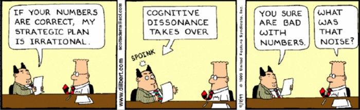 Is there Cognitive Dissonance in Politics? | Prabhakar Mundkur ...