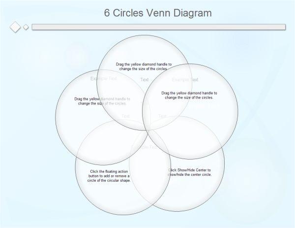 three venn diagram template